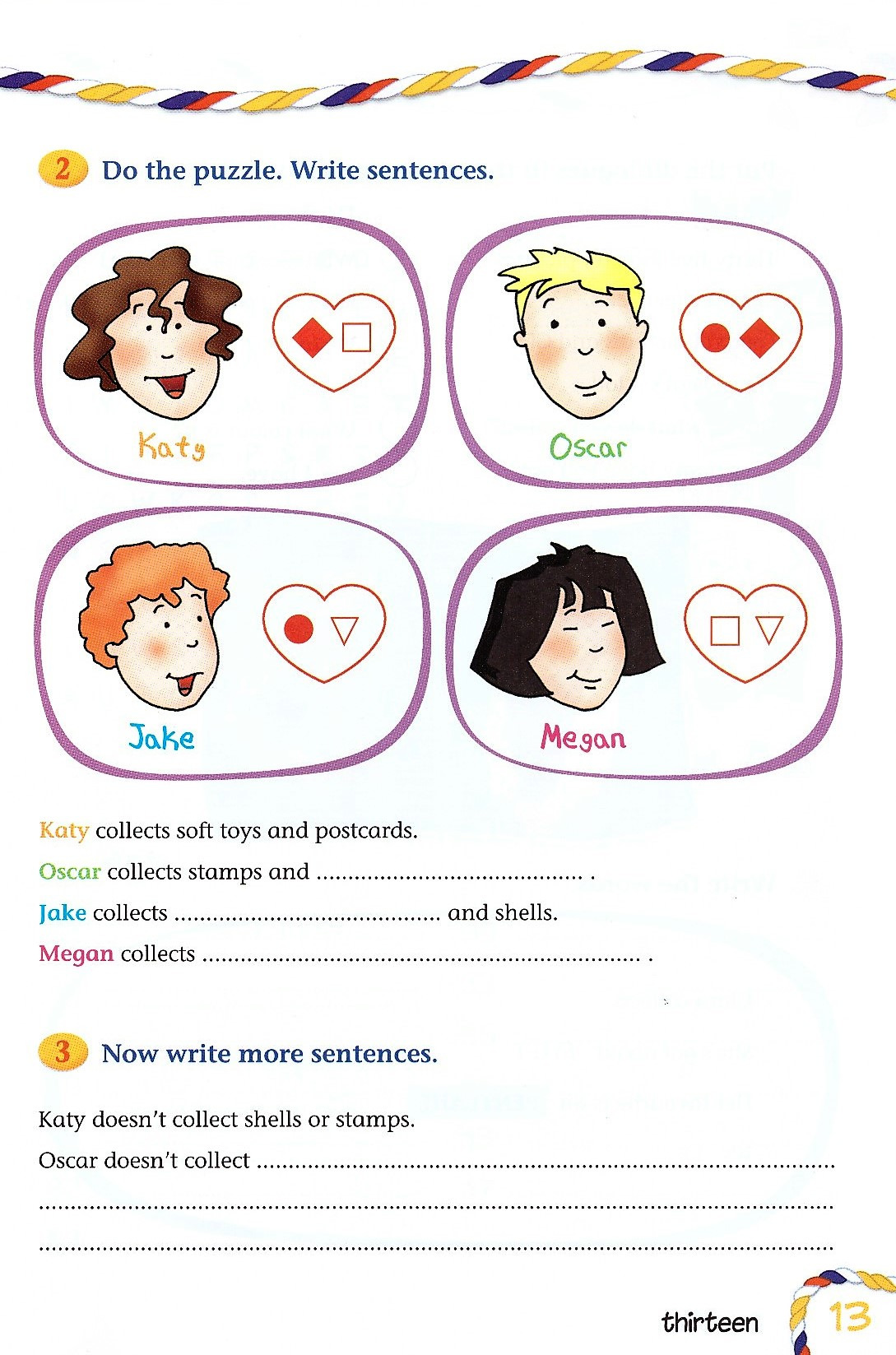 Изображение Join Us for English 4 Activity Book страница 2